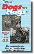 Dogs on Hogs Video box Cover