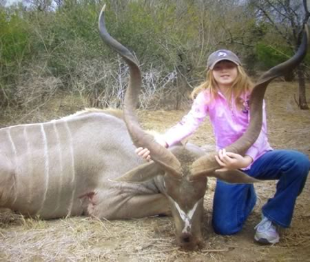 Kudo Hunt in Texas
